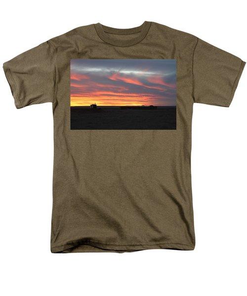 Gobi Sunset Men's T-Shirt  (Regular Fit) by Diane Height