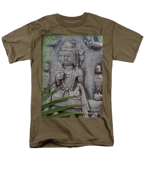 God Shiva T-Shirt by Susanne Van Hulst