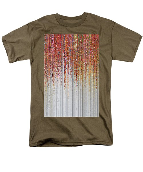 God Will Forgive You. Luke 23 34 Men's T-Shirt  (Regular Fit) by Mark Lawrence
