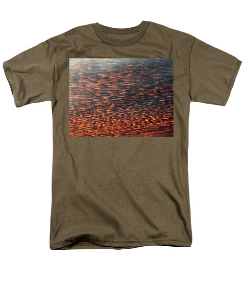 God's Covering Men's T-Shirt  (Regular Fit) by Audrey Robillard
