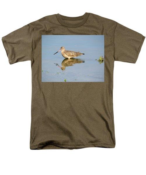 Godwit Men's T-Shirt  (Regular Fit) by Phyllis Beiser