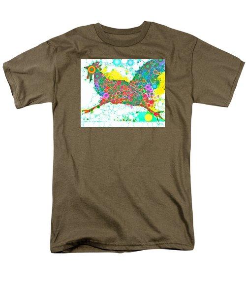 Going In Circles Men's T-Shirt  (Regular Fit) by M  Stuart