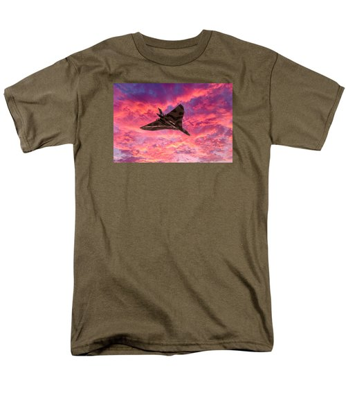 Going Out In A Blaze Of Glory Men's T-Shirt  (Regular Fit) by Gary Eason