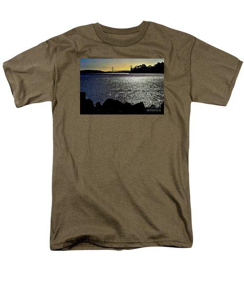 Golden Gate Bridge 2 Men's T-Shirt  (Regular Fit)