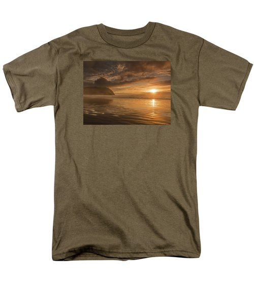 Golden Hour Men's T-Shirt  (Regular Fit) by John Gilbert