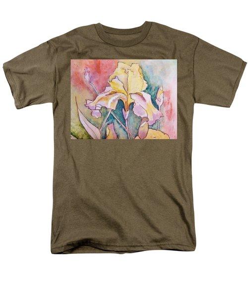 Golden Iris Men's T-Shirt  (Regular Fit)