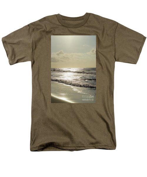 Golden Morning At Folly Men's T-Shirt  (Regular Fit) by Jennifer White