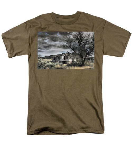 Golden New Mexico Men's T-Shirt  (Regular Fit) by Robert FERD Frank