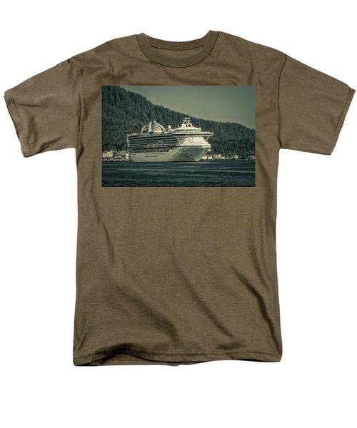 Men's T-Shirt  (Regular Fit) featuring the photograph Golden Princess  by Timothy Latta