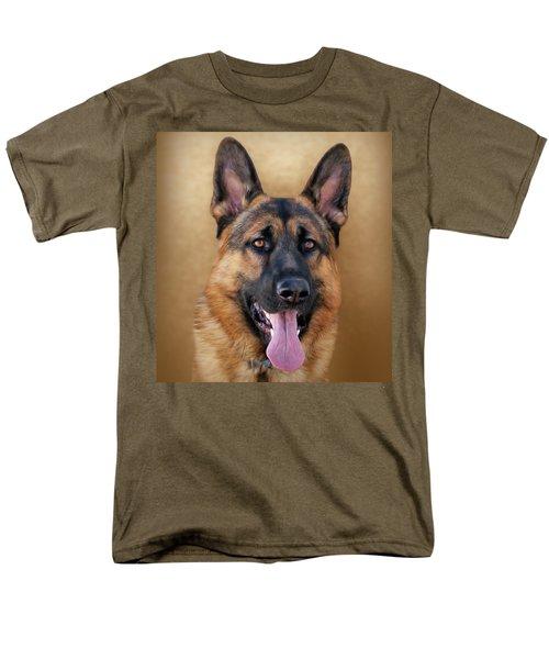 Good Boy Men's T-Shirt  (Regular Fit) by Sandy Keeton