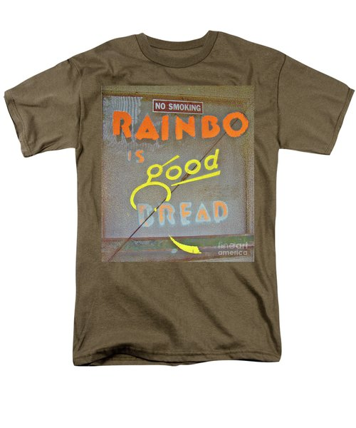 Men's T-Shirt  (Regular Fit) featuring the photograph Good Bread by Joe Jake Pratt