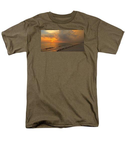 Good Night Sun Men's T-Shirt  (Regular Fit) by Sean Allen