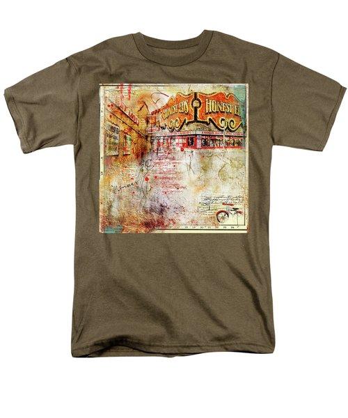 Goodbye Honest Eds II Men's T-Shirt  (Regular Fit) by Nicky Jameson