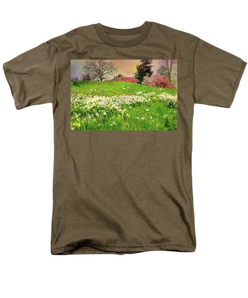 Men's T-Shirt  (Regular Fit) featuring the photograph Got A Thing For You by Diana Angstadt