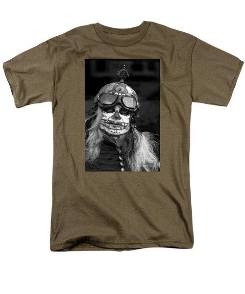 Gothic Warrior Men's T-Shirt  (Regular Fit) by David  Hollingworth