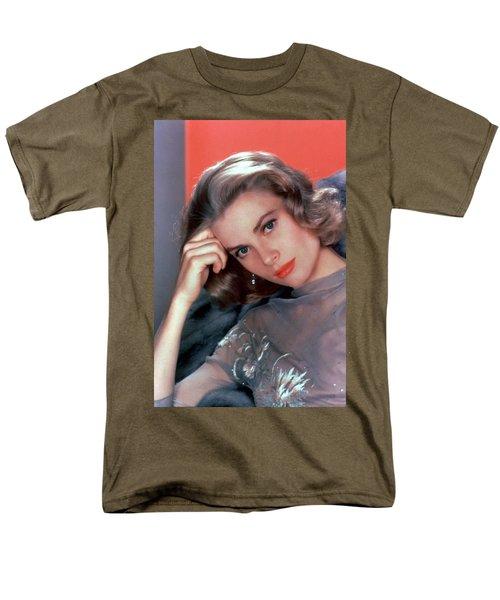 Grace Kelly Men's T-Shirt  (Regular Fit) by American School