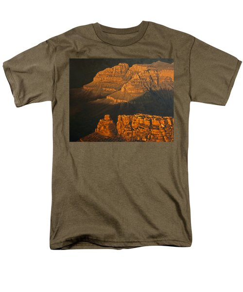 Grand Canyon Meditation Men's T-Shirt  (Regular Fit) by Jim Thomas