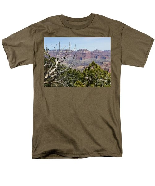 Grand Canyon National Park South Rim Men's T-Shirt  (Regular Fit)