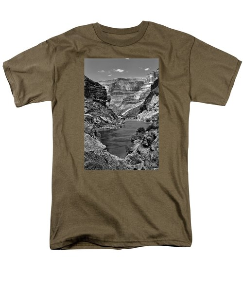 Grand Canyon Vista Men's T-Shirt  (Regular Fit) by Alan Toepfer