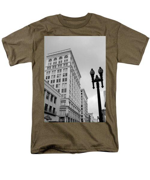 Grant Avenue Men's T-Shirt  (Regular Fit)