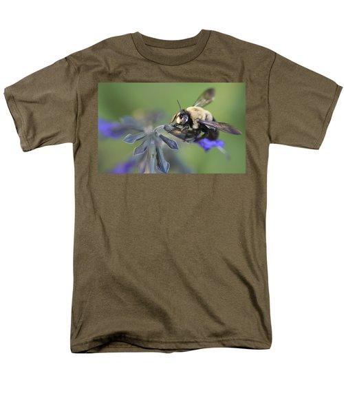 Grape Juice Men's T-Shirt  (Regular Fit) by Shelley Neff