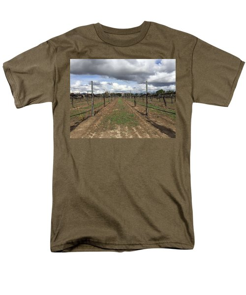Grapevine Men's T-Shirt  (Regular Fit) by Russell Keating