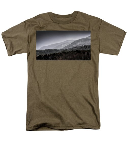 Men's T-Shirt  (Regular Fit) featuring the photograph Green Mountains - Vermont by Brendan Reals