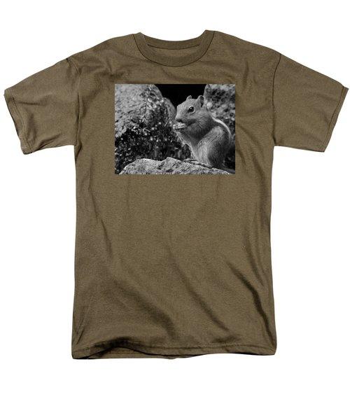 Ground Squirrel  Men's T-Shirt  (Regular Fit) by Christina Lihani