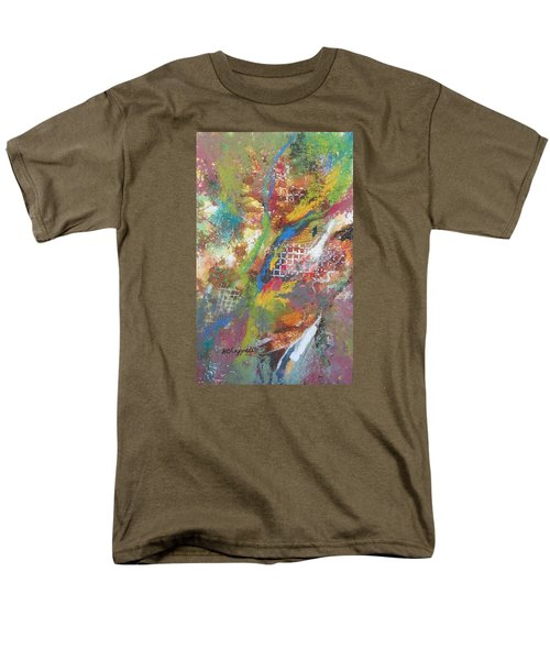 Growth Men's T-Shirt  (Regular Fit) by Becky Chappell
