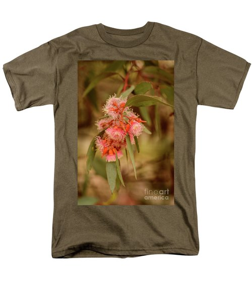 Men's T-Shirt  (Regular Fit) featuring the photograph Gum Nuts 2 by Werner Padarin