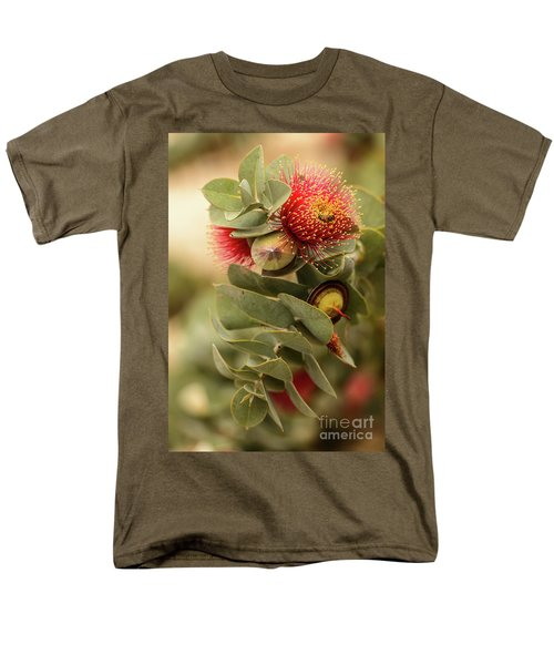 Gum Nuts Men's T-Shirt  (Regular Fit) by Werner Padarin