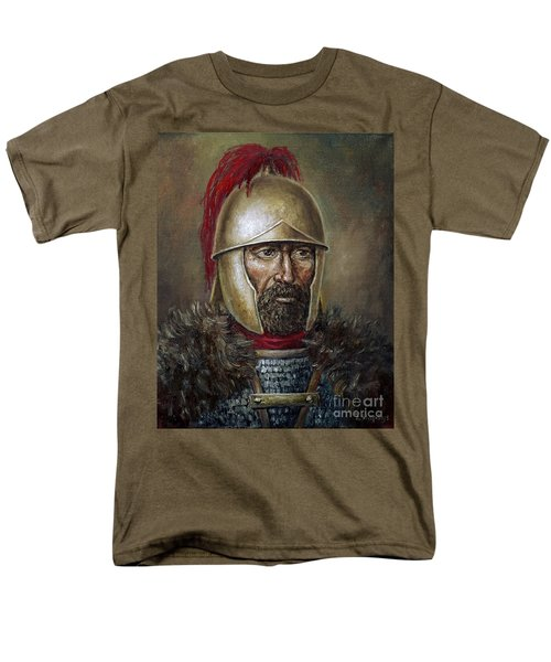 Hannibal Barca Men's T-Shirt  (Regular Fit) by Arturas Slapsys