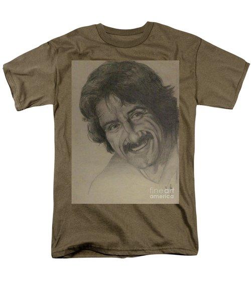 Happy Men's T-Shirt  (Regular Fit) by Annemeet Hasidi- van der Leij