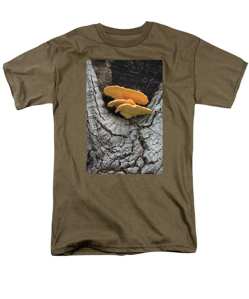 Happy Fungi Men's T-Shirt  (Regular Fit) by Suzanne Gaff