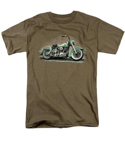 Harley Davidson Classic  Men's T-Shirt  (Regular Fit) by Movie Poster Prints