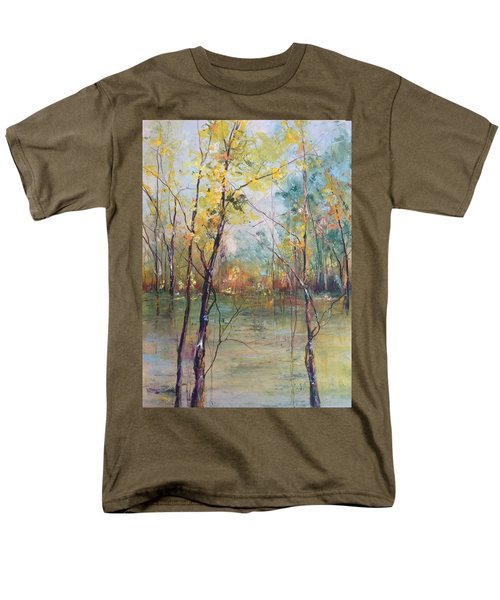 Harmony In Perfect Key Men's T-Shirt  (Regular Fit) by Robin Miller-Bookhout
