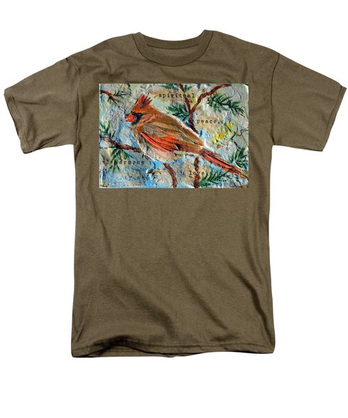Harmony Men's T-Shirt  (Regular Fit) by Li Newton