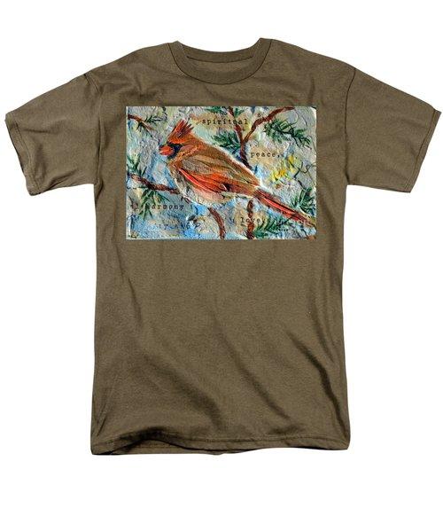 Harmony Men's T-Shirt  (Regular Fit) by Li Newton