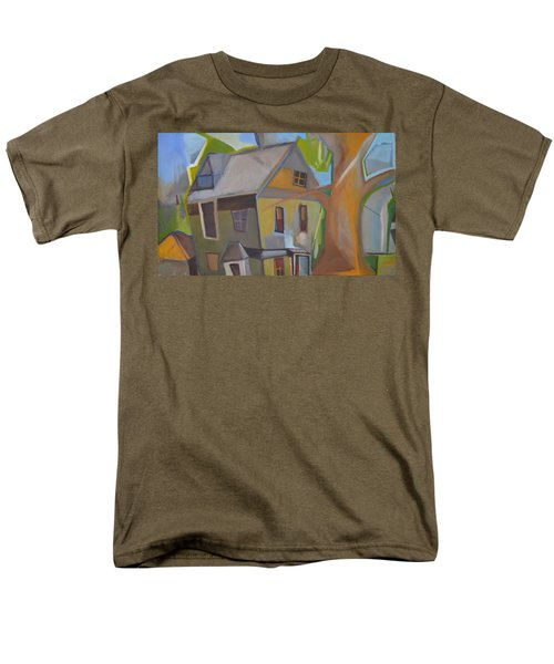 Harry's Tree Men's T-Shirt  (Regular Fit) by Ron Erickson