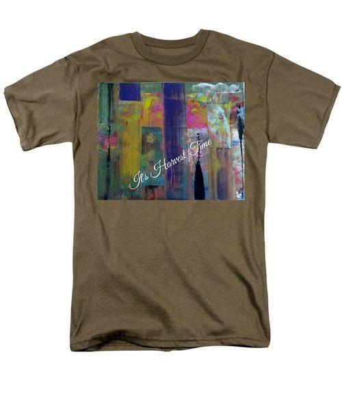 Harvest Time Jubilee Men's T-Shirt  (Regular Fit) by Kelly Turner