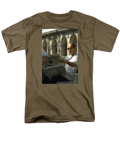 Men's T-Shirt  (Regular Fit) featuring the photograph Havana by Travel Pics