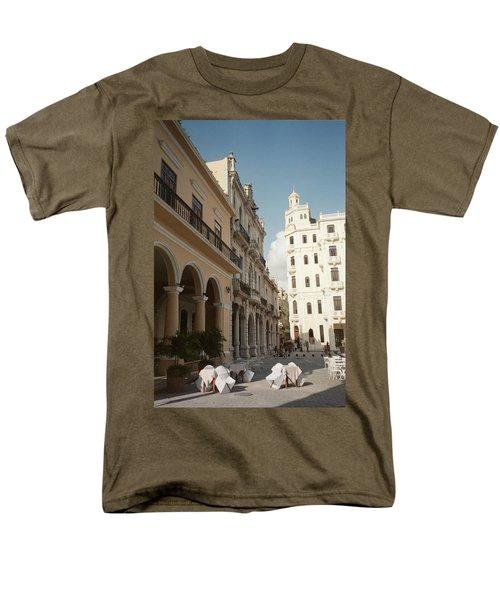 Havana Vieja Men's T-Shirt  (Regular Fit) by Quin Sweetman
