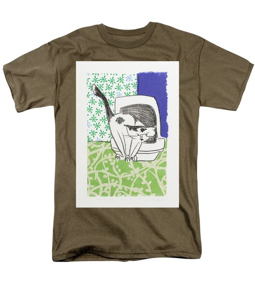 Have You Even Seen The Litter Men's T-Shirt  (Regular Fit) by Leela Payne
