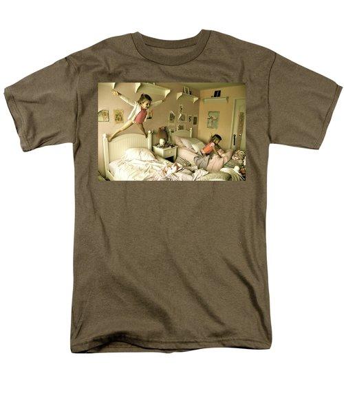 Having A Blast Men's T-Shirt  (Regular Fit)