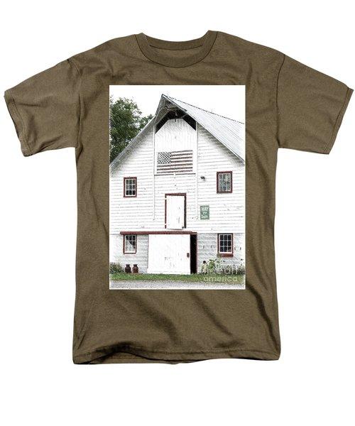 Hay For Sale Men's T-Shirt  (Regular Fit) by Nicki McManus