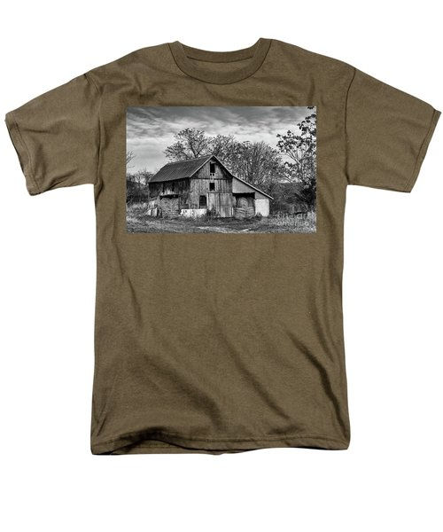Hay Storage Men's T-Shirt  (Regular Fit) by Nicki McManus