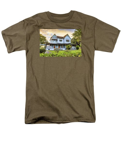 Hayes Court Men's T-Shirt  (Regular Fit) by Nadia Sanowar