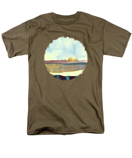 Hazy Afternoon Men's T-Shirt  (Regular Fit) by Katherine Smit
