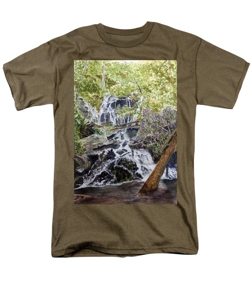 Heart Of The Forest Men's T-Shirt  (Regular Fit) by Joel Deutsch