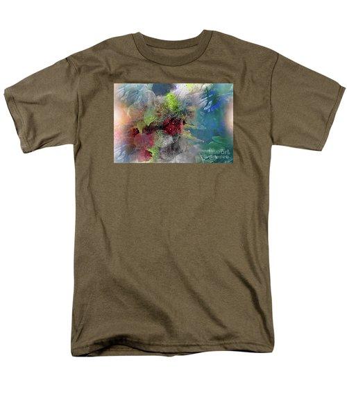 Heart Of The Matter Men's T-Shirt  (Regular Fit)